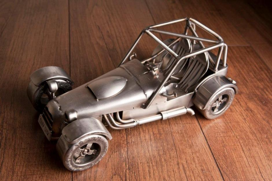 My Kitcar as a custom Model